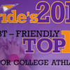top 10 athletics