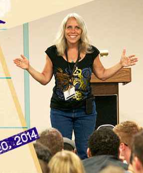 Campus Pride announces LGBT activist & bisexual author Robyn Ochs as a featured keynote speaker for Camp Pride Leadership Academy 2014: Register now