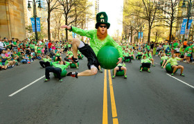Photo of Charlotte NC St. Patrick's Day Parade 2012