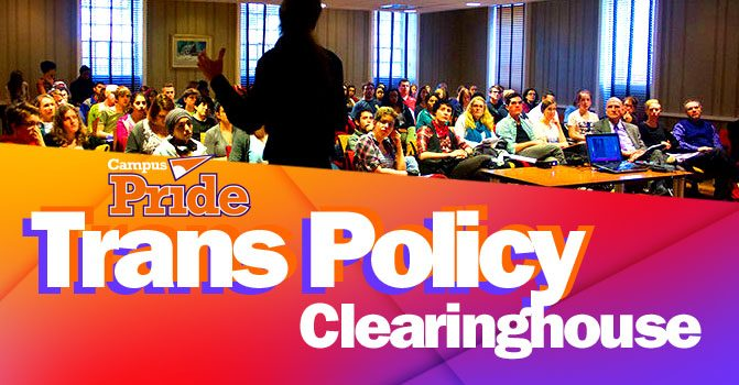 Trans Policy Clearinghouse