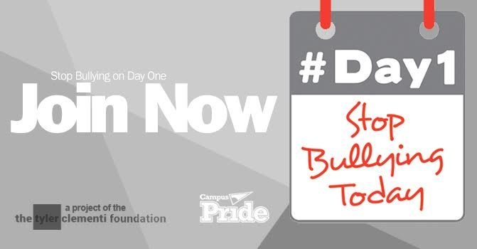 Stop Bullying on #Day1