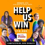 Campus Pride Donate