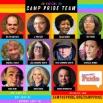 Camp Pride team