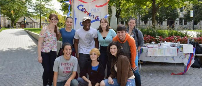Loyola Maryland National Coming Out Day