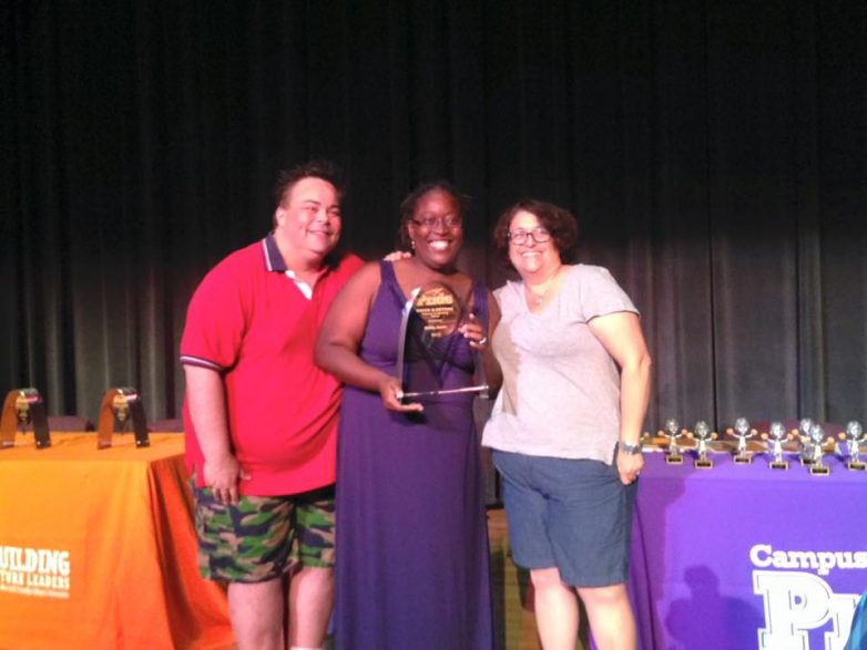 Nikita Voice and Action Award