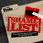 Shame-List