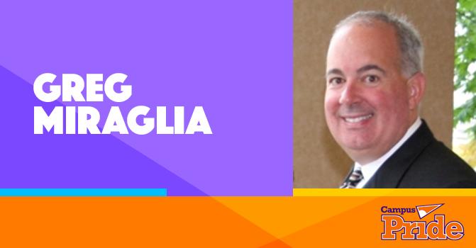 Greg Miraglia | Campus Pride