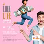 Lube Life | Campus Pride