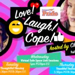 Love Laugh Cope