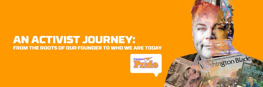shane windmeyer activist journey Campus Pride founder