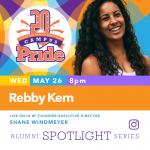 Alumni Spotlight Series: Rebby Kern