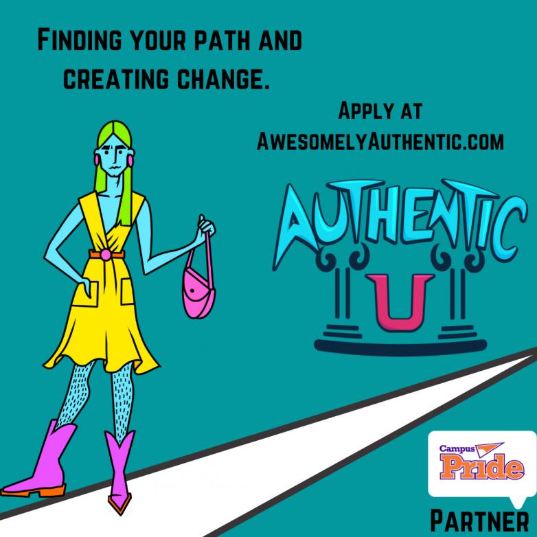 Authentic U | Campus Pride
