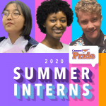 Summer Interns Instagram
