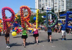 Chicago Gay Pride Parade 2014