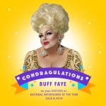 Buff Faye | Campus Pride