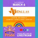 Campus Spolight Series | UT Dallas