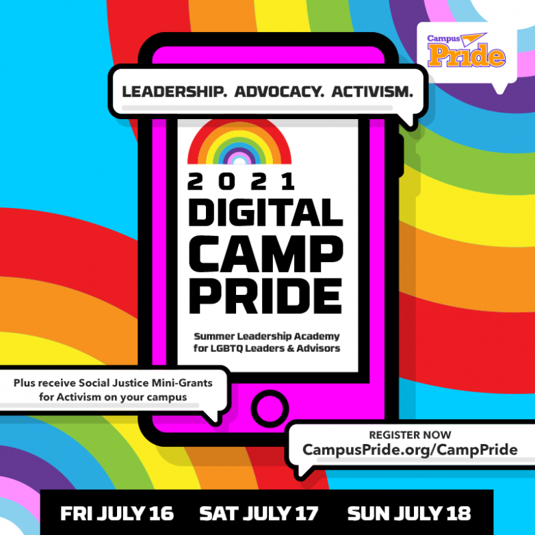 2021 Digital Camp Pride