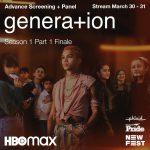 Genera+ion poster