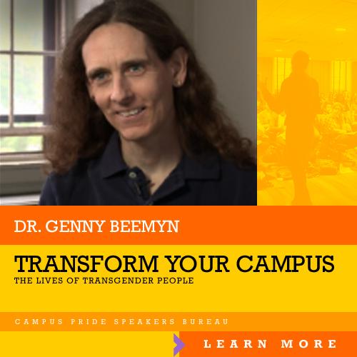 Genny Beemyn, speaker