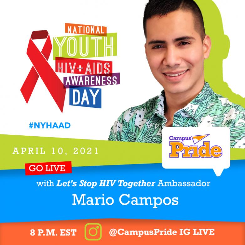 Mario Campos | Campus Pride