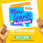 Mini Grants for Activism