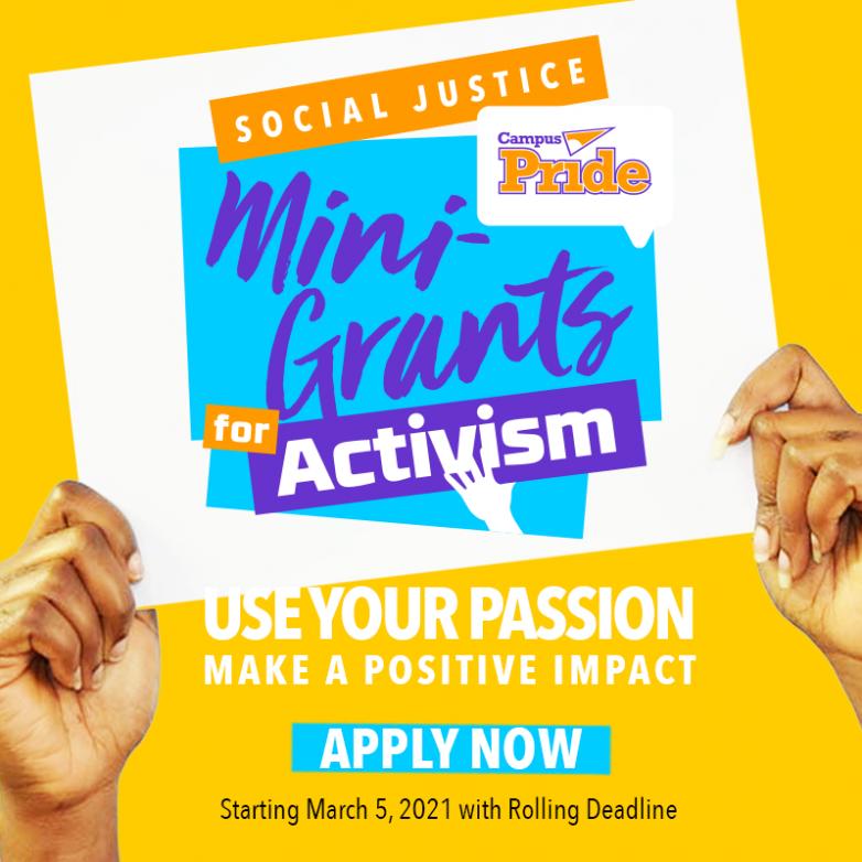 Mini Grants for Activism