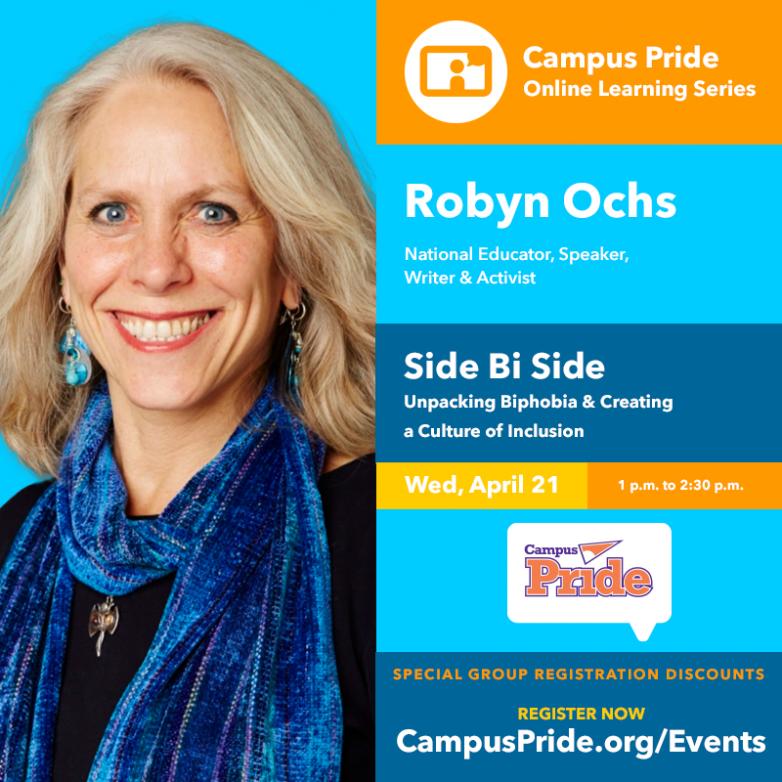 Online Learning Series   Campus Pride