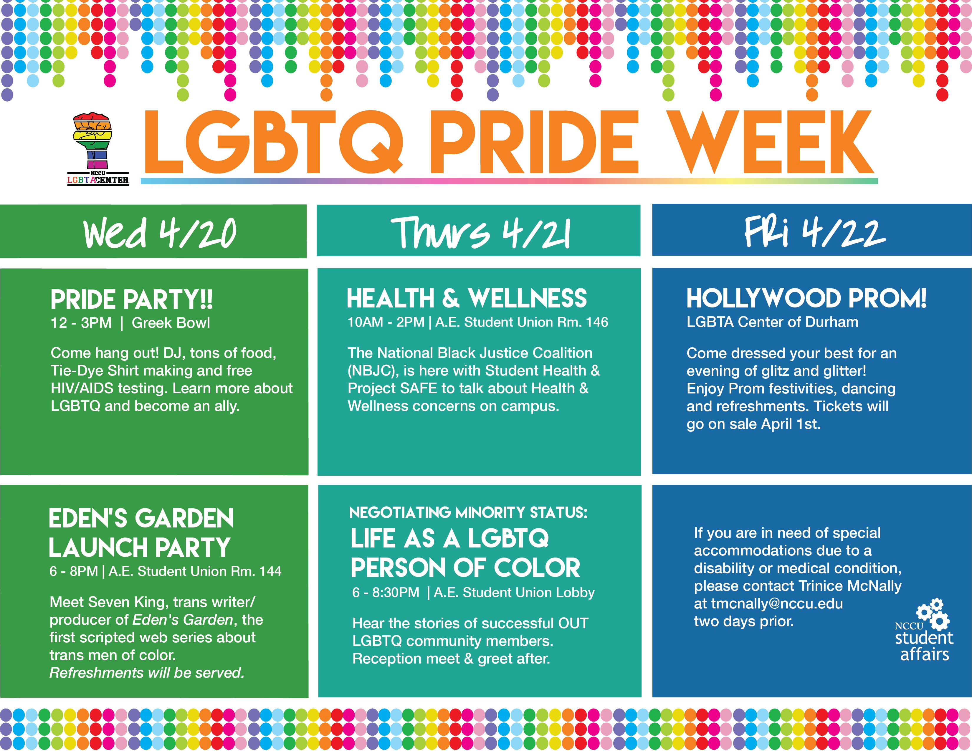 Pride week 2016 (2)