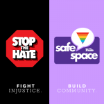 Stop the Hate | Safe Space | Campus Pride