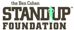 Ben Cohen Standup Foundation