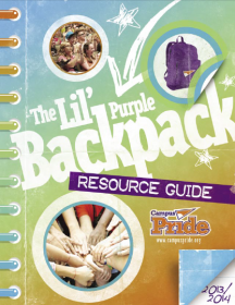 2013-14 Lil' Purple Backpack Resource Guide Online Viewer