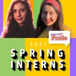 2021 Spring Interns