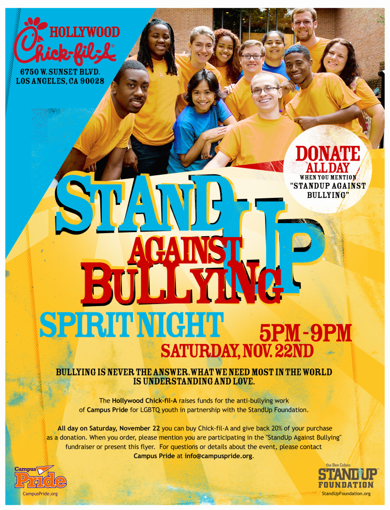 StandUpAgainstBullying