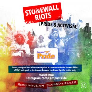 StoneWall Riots | Campus Pride