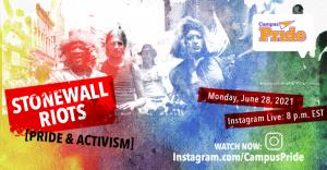 StoneWall Riots   Campus Pride