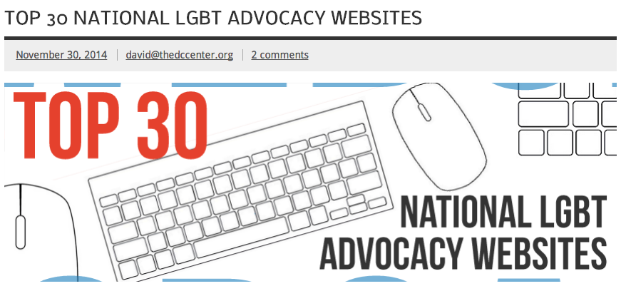 Top_30_LGBT_Advocacy_Websites