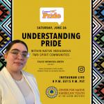 Understanding Pride | Campus Pride