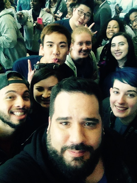 USFBSB2015-Selfie
