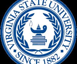 Virginia State University Seal