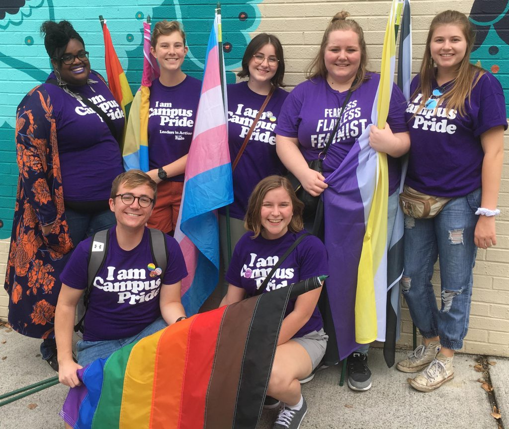 clemson college students reflect on lgbtq leadership opportunities