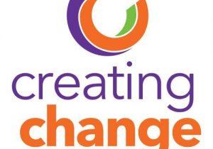 creating change logo