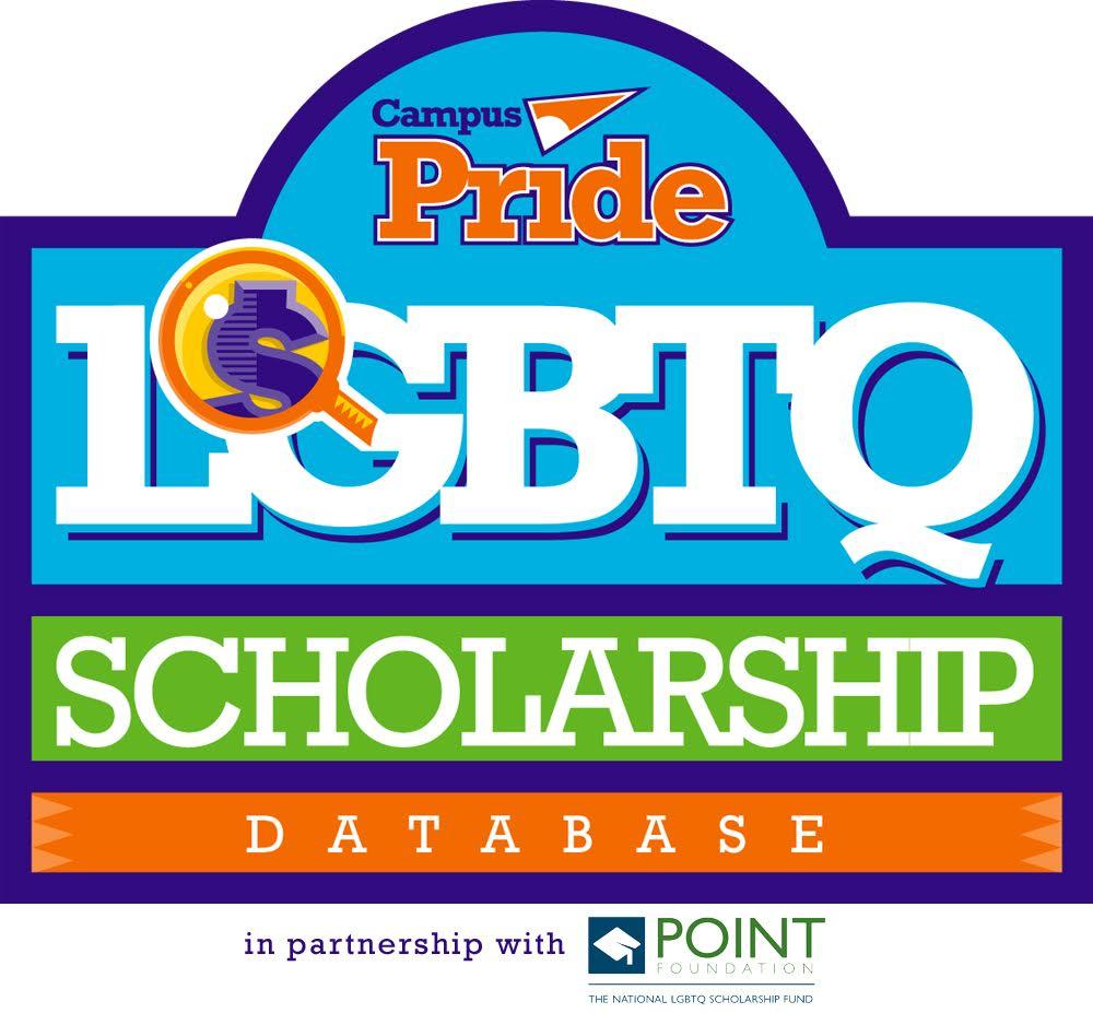 Campus Pride Scholarship Database Logo
